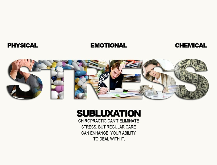 Chiropractic and Stress Management